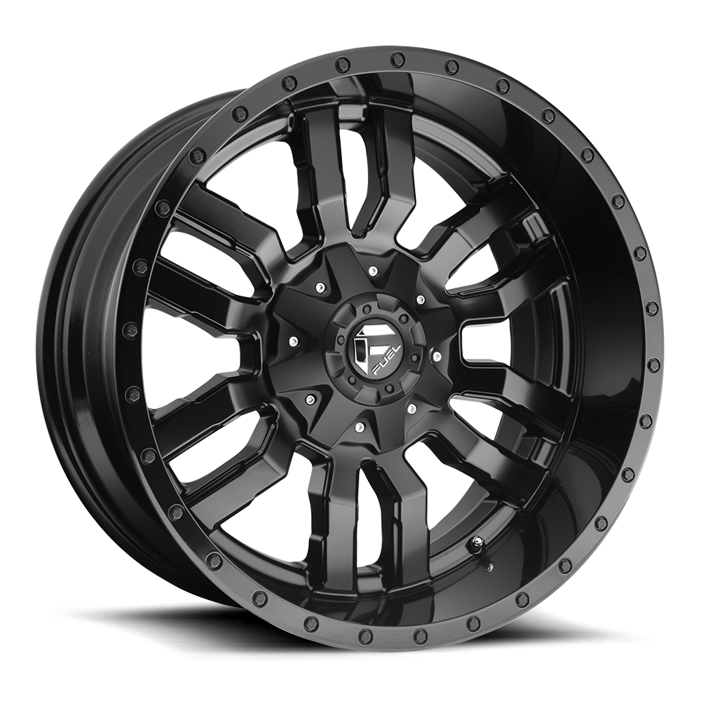 Sledge - D596 - Fuel Off-Road Wheels