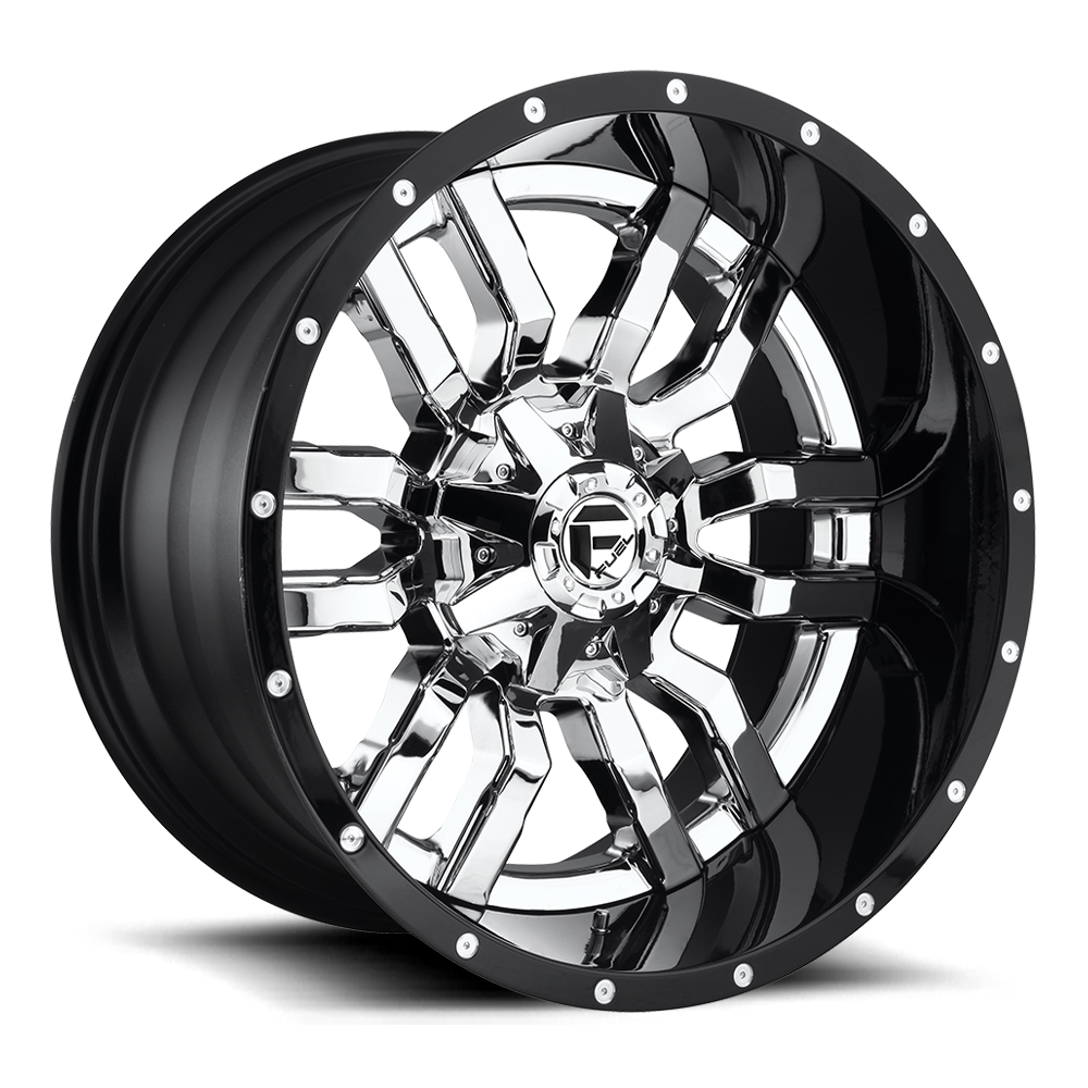 2019 Collection Sledge D270 Fuel Off Road Wheels