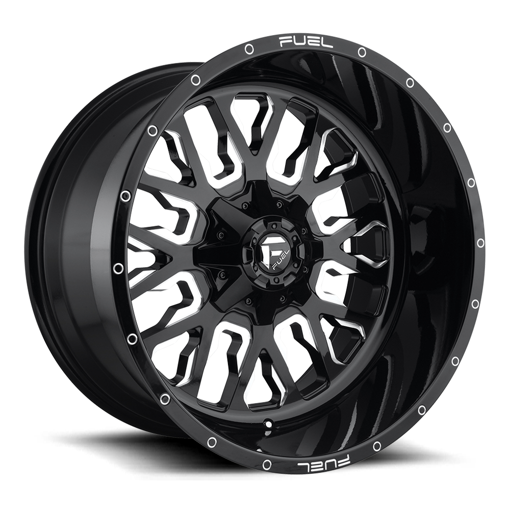 Stroke D611 Fuel Off Road Wheels