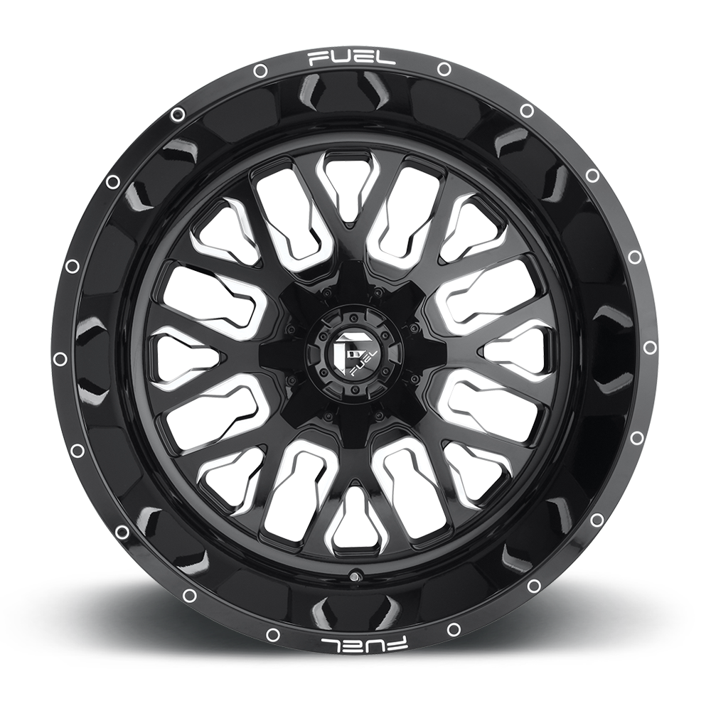 Stroke - D611 - Fuel Off-Road Wheels