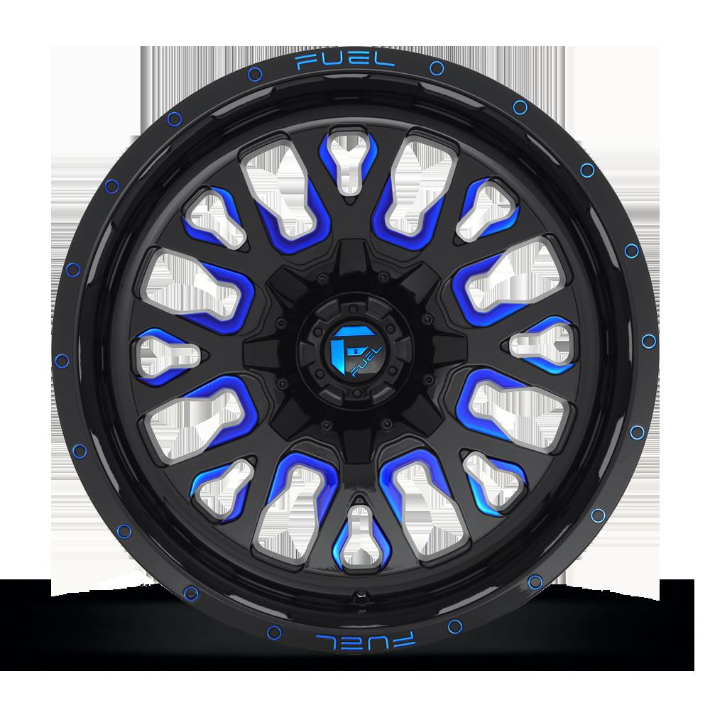 Fuel Wheels 20x9 >> 2019 Collection Stroke - D645 - Fuel Off-Road Wheels
