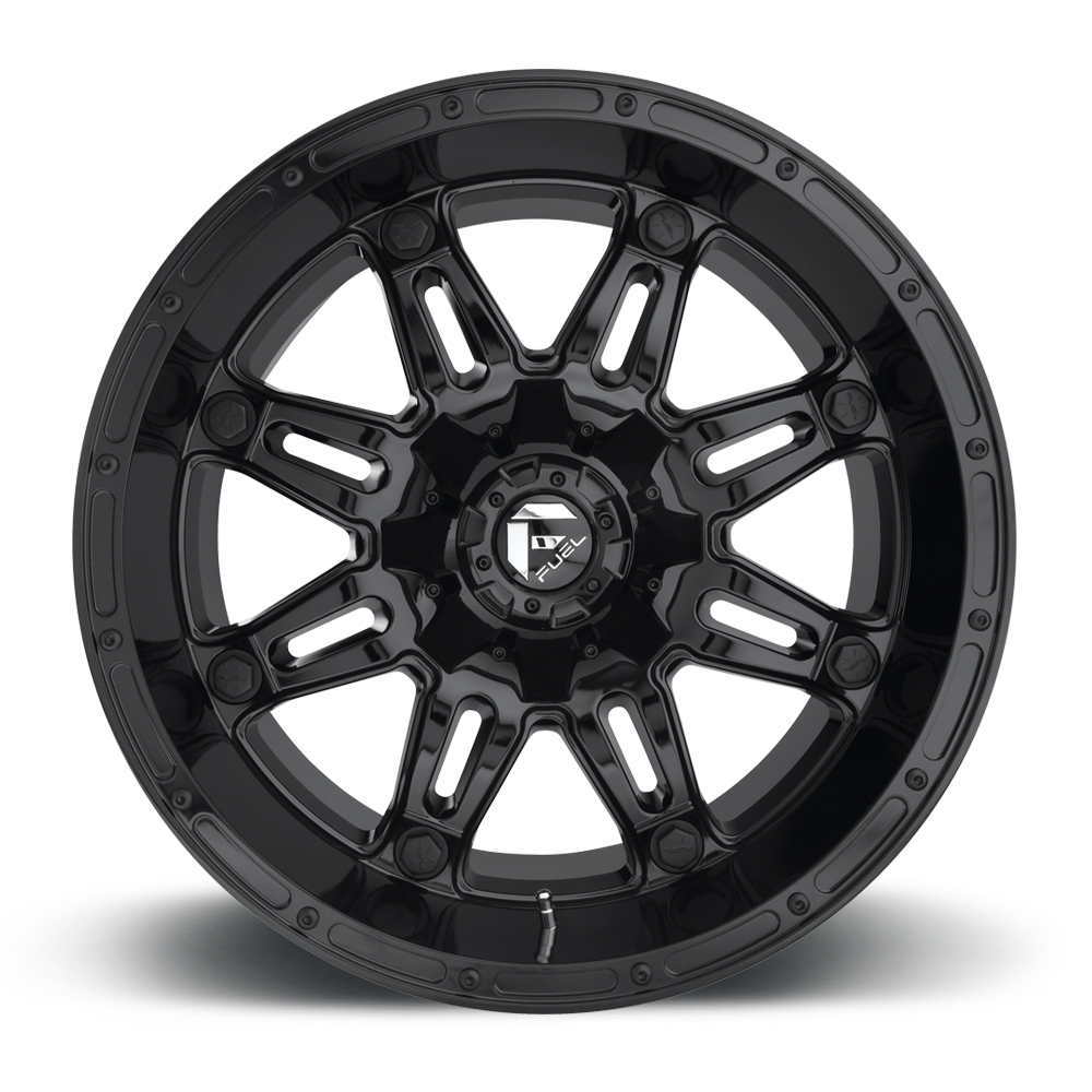 Hostage D625 Fuel Off Road Wheels